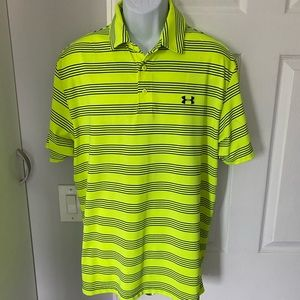 Men's polo by Under Armour